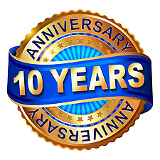 Celebrating 10 Years in Business!